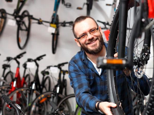 Bicicleterías